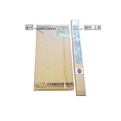 セール品 アクリサンデー エコな簡易内窓セット ホワイト Lサイズ 窓ガラス用 L 高価値 PU-S WT