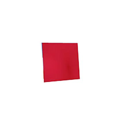 アクリサンデー サンデーシート(不透明タイプ) 赤 912×1822×3.0(mm)