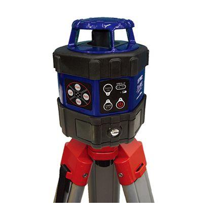 アックスブレーン 回転レーザーレベル 159×82×28mm PL-600H 水平器 レーザー