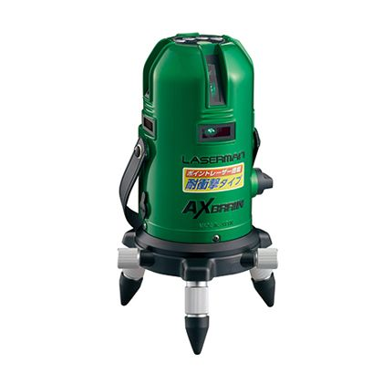 LASERMAN レーザーマン 高輝度グリーンレーザー墨出し器 (LV-81G )