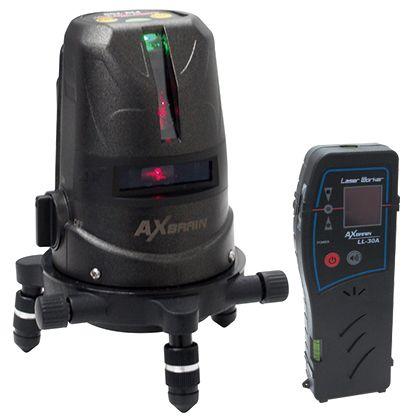Laser Worker レーザーワーカー 高輝度レーザー墨出し器(受光器付) (PLV-250 )