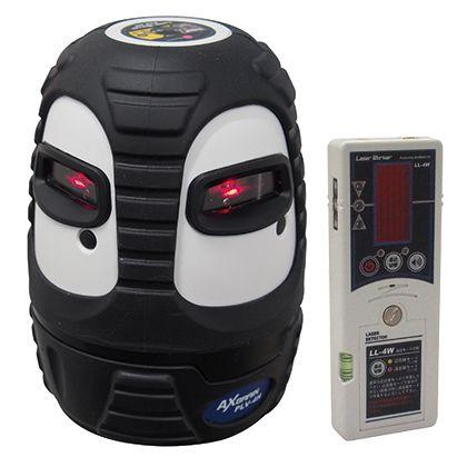 Laser Worker レーザーワーカー 全周水平ラインレーザー墨出し器(受光器付) (PLV-250 )