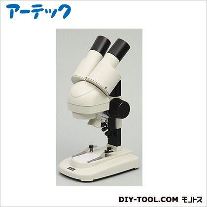 アーテック 小型双眼実体顕微鏡(傾斜鏡筒)木箱付 (94867)