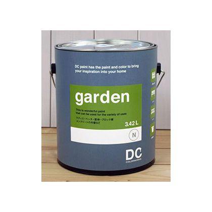 DCペイント 屋外用 多用途 ペンキ Garden 【1062】Albino 3.8L DC-GG-1062 塗料 ペイント ラティス