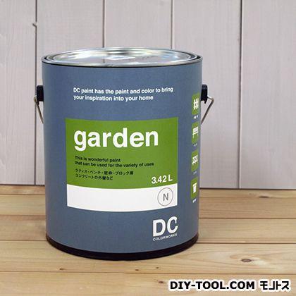 DCペイント 屋外用多用途水性塗料 Garden(屋外用ペイント) 【0195】Mossy Shade 約3.8L atom 塗料 水性塗料