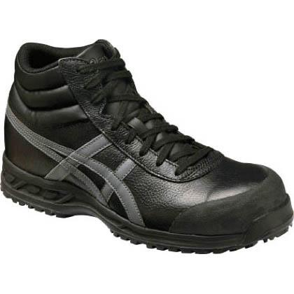 アシックス 安全靴 ウィンジョブ 71S 22.5cm (FFR71S.9075 22.5)