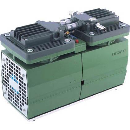 ULVAC ダイアフラム型ドライ真空ポンプ 100V 1台 DA120S