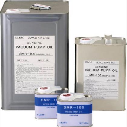 ULVAC 真空ポンプ油(SMR-100 18L缶) 1缶 SMR10018L