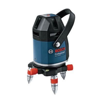 ボッシュ レーザー墨出し器特別品 限定 (GLL8-40ESETJ2)