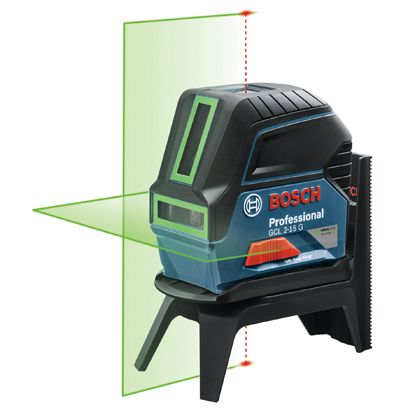 ボッシュ レーザー墨出し器 GCL2-15G