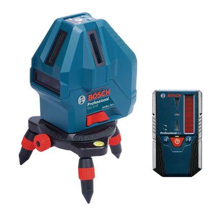ボッシュ レーザー墨出し器 GLL5-50XSET