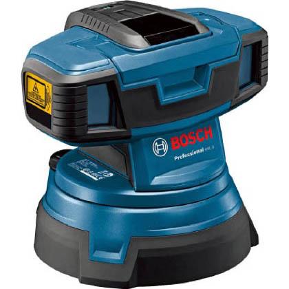 ボッシュ 不陸レーザーレベル 20x20x21cm GSL2 レーザー水平器