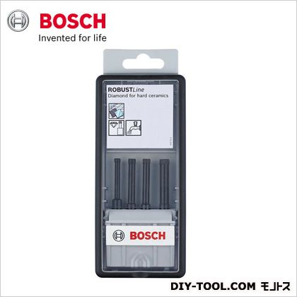 ボッシュ ダイヤモンドドリルビットセット (2607019881) 丸軸 コンクリートドリル コンクリート ドリル