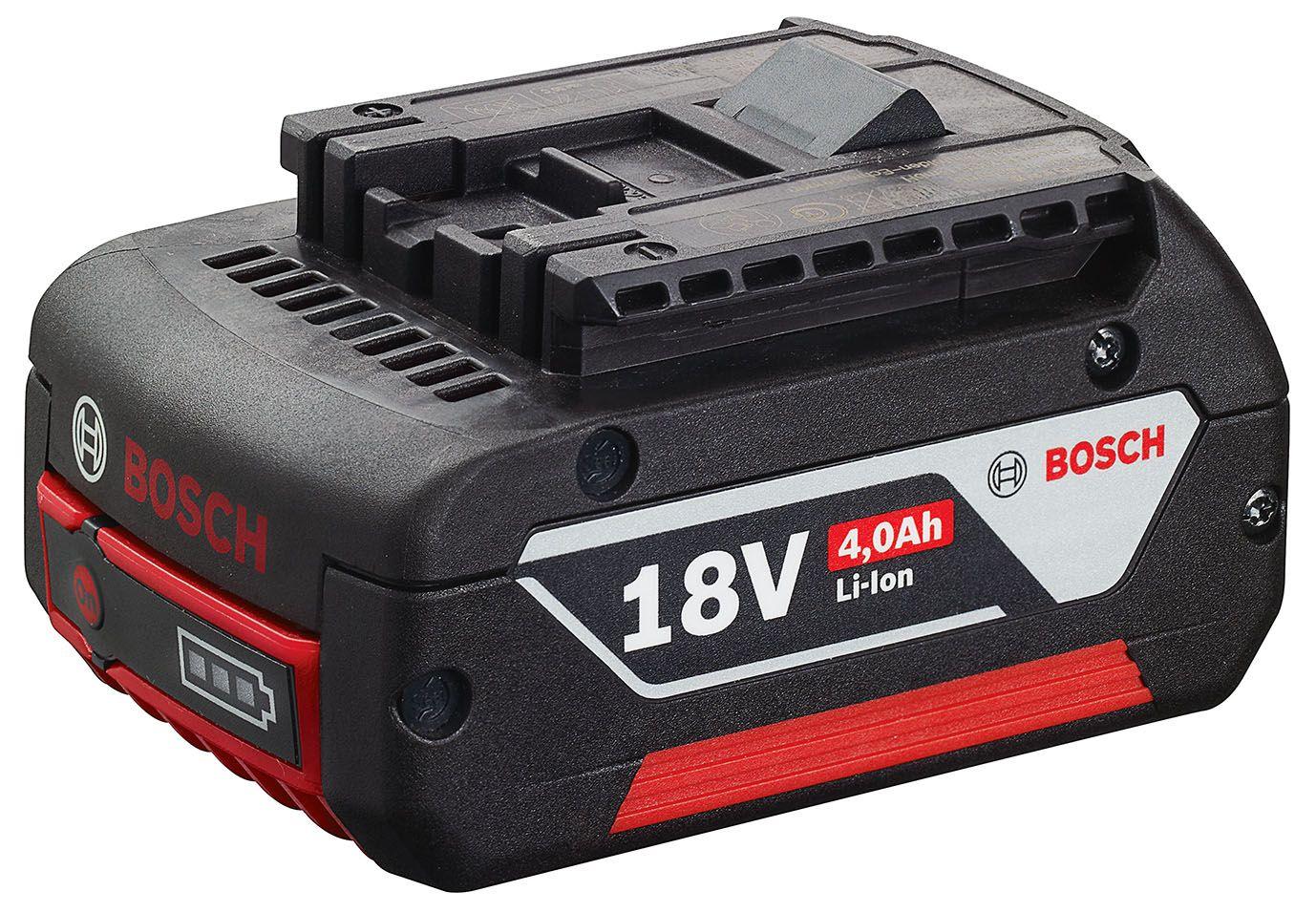 ボッシュ リチウムイオンバッテリー 18V・4.0AH (A1840LIB) 電動工具用バッテリー ボッシュ バッテリ 電動工具