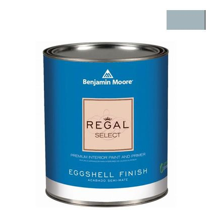 ベンジャミンムーアペイント リーガルセレクトエッグシェル 2?3分艶有り エコ水性塗料 nantucket fog (G319-AC-22) Benjaminmoore 塗料 水性塗料