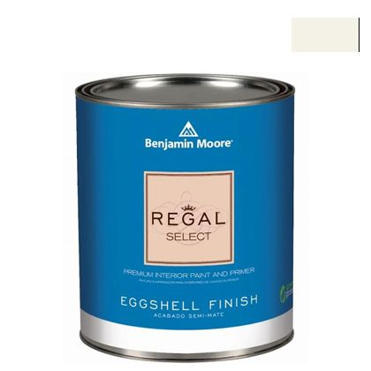 ベンジャミンムーアペイント リーガルセレクトエッグシェル 2?3分艶有り エコ水性塗料 cloud white (G319-OC-130) Benjaminmoore 塗料 水性塗料