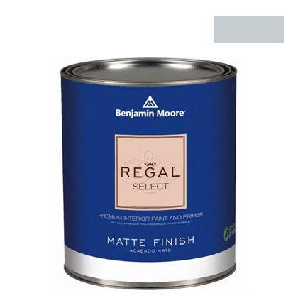 ベンジャミンムーアペイント リーガルセレクトマット 艶消し エコ水性塗料 白い water 4L (G221-2120-60) Benjaminmoore 塗料 水性塗料