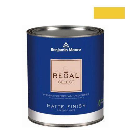 ベンジャミンムーアペイント リーガルセレクトマット 艶消し エコ水性塗料 sunrays 4L (G221-343) Benjaminmoore 塗料 水性塗料