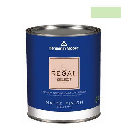 ベンジャミンムーアペイント リーガルセレクトマット 艶消し エコ水性塗料 pine sprigs 4L (G221-423) Benjaminmoore 塗料 水性塗料
