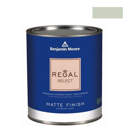 ベンジャミンムーアペイント リーガルセレクトマット 艶消し エコ水性塗料 tea light 4L (G221-471) Benjaminmoore 塗料 水性塗料