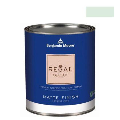 ベンジャミンムーアペイント リーガルセレクトマット 艶消し エコ水性塗料 bath salts 4L (G221-624) Benjaminmoore 塗料 水性塗料