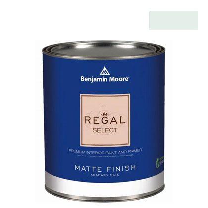 ベンジャミンムーアペイント リーガルセレクトマット 艶消し エコ水性塗料 emerald vapor 4L (G221-845) Benjaminmoore 塗料 水性塗料