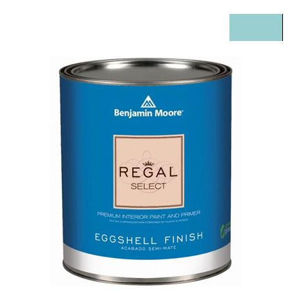 ベンジャミンムーアペイント リーガルセレクトエッグシェル 2?3分艶有り エコ水性塗料 spectra blue (G319-2049-50) Benjaminmoore 塗料 水性塗料