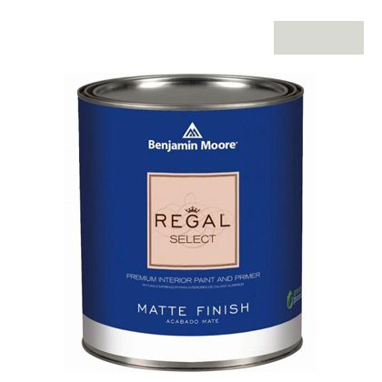 ベンジャミンムーアペイント リーガルセレクトマット 艶消し エコ水性塗料 moonshine (G221-OC-56) Benjaminmoore 塗料 水性塗料