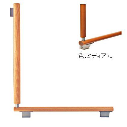 ベスト オーバル手摺L型 右 ミディアム 600X600 655L-MD-1