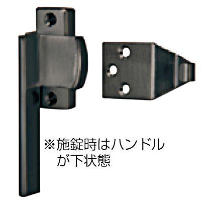 BEST クレセント 左 黒 (No.1491-8-2)