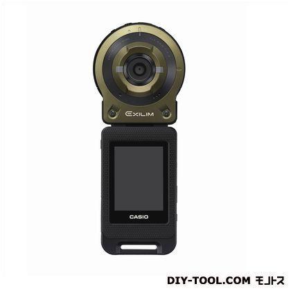 EXILIM EXILIM デジタルカメラ(グリーン) グリーン (EX-FR10GN) CASIO レジャー用品 便利グッズ(レジャー用品)