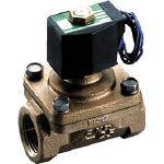CKD パイロット式2ポート電磁弁(マルチレックスバルブ) (AP1120AC4AAC100V)