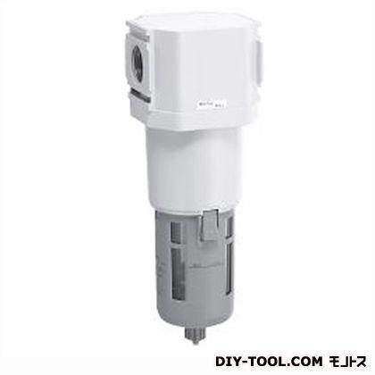 CKD オイルミストフィルタ 白色シリーズ 幅×奥行×高さ:100×100×336mm (M8000-20-W-F1)