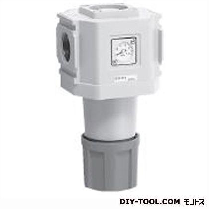 CKD レギュレータ 白色シリーズ 奥行×高さ:100×199mm (R8000-25-W)