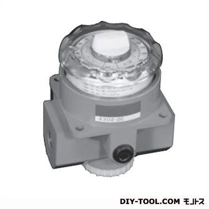 CKD ダイアルエアレギュレータ 幅×奥行×高さ:67.5×81×99mm (2302-2C)