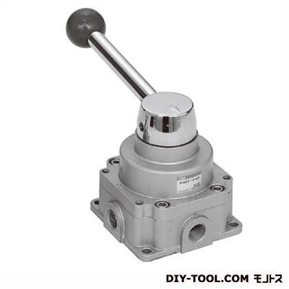 CKD 手動切換弁 奥行×高さ:98×132mm (HSVC2-10-4H)
