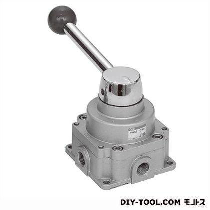 CKD 手動切換弁 奥行×高さ:98×132mm HSVC2-8-4H