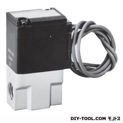CKD 2ポート電磁弁 ジャスフィット圧縮空気用 幅×奥行×高さ:41×28×65.5mm (FAB31-8-3-12C-1)