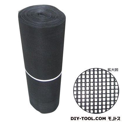 コンパル マイフラワー・鉢底ネット(50m) ブラック 幅100cm×長さ50m