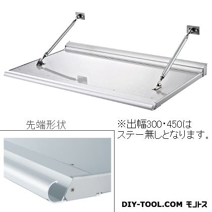 DAIKEN RSバイザー D450×W3200 (RS-FT)