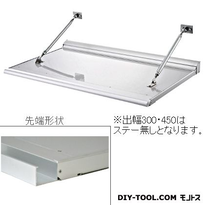 DAIKEN RSバイザー D450×W4000 (RS-FT2)