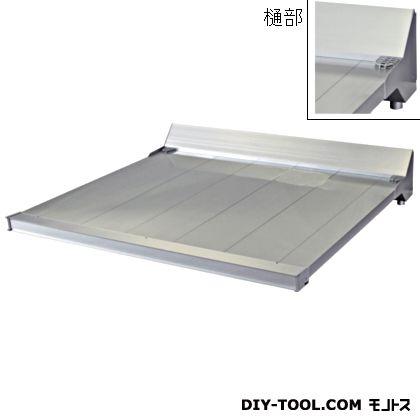 DAIKEN RSバイザー 後勾配 D1400×W1000 (RS-KB)