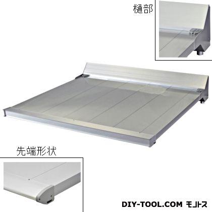 国内初の直営店 D1500×W3000 SHOP 後勾配 RSバイザー FACTORY DAIKEN ONLINE (RS-KBR):DIY-エクステリア・ガーデンファニチャー