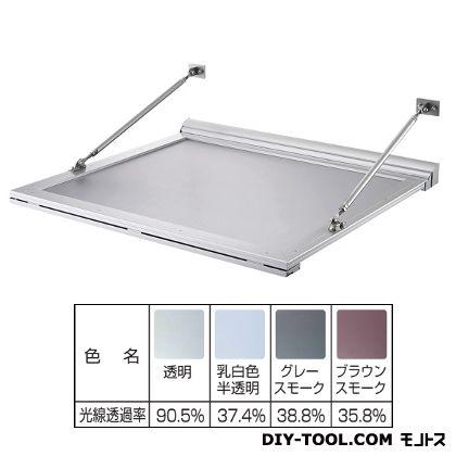 DAIKEN RSバイザー アルミ&ポリカ D900×W3600 (RS-CFM)