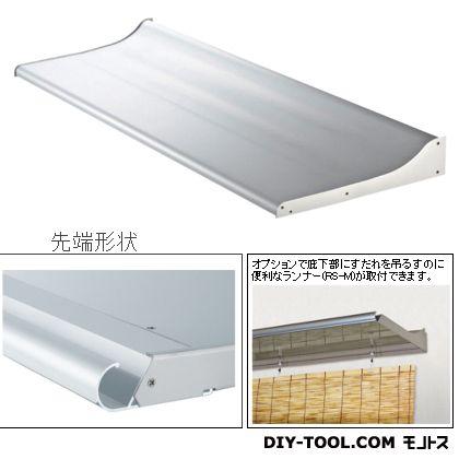 正規店仕入れの FACTORY ONLINE SHOP (RS-M40T):DIY DAIKEN D400×W2400 RSバイザー-エクステリア・ガーデンファニチャー
