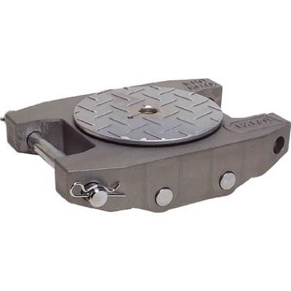 ダイキ スピードローラーアルミダブル型ウレタン車輪3t (×1台) (ALDUW3)
