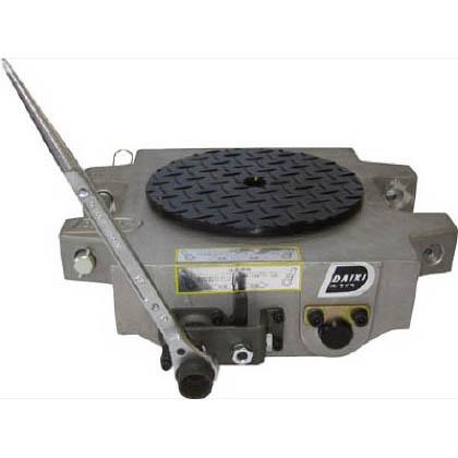 ダイキ スピードローラーアルミ自走式ウレタン車輪10t (×1台) (ALDUW10R)