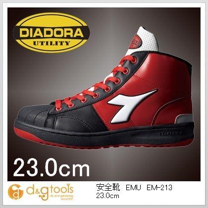 ディアドラ 安全靴 EMU 23.0cm (EM-213)