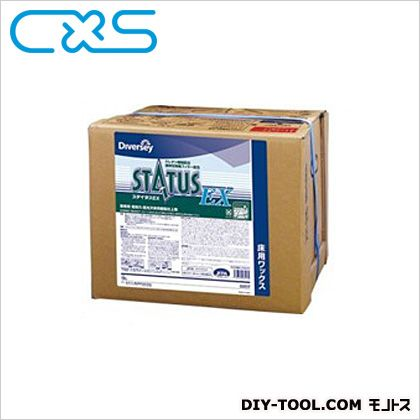 シーバイエス 樹脂ワックス ステイタスEX 18L (3517) 1ケース