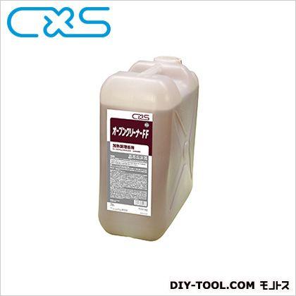シーバイエス 厨房機器用洗剤 オーブンクリーナーFF 20L (T35146) 1ケース シーバイエス 洗浄剤 洗浄剤